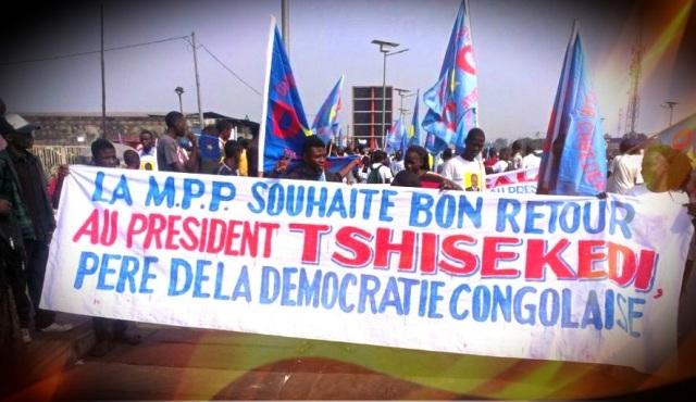 MPP TSHISEKEDI PERE DEMOCRATIE